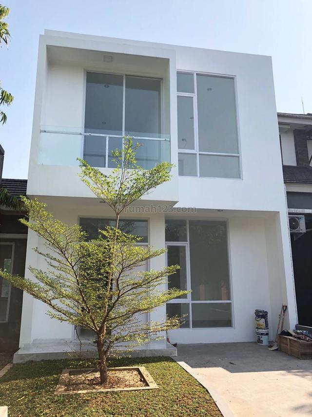 Rumah Keren Minimalis, Cluster Grass Land Cibubur Country Bogor Jawa-Barat, Cibubur, Bogor