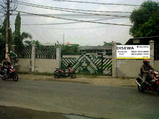 Tanah Disewa -  Joglo Raya Jakarta Barat, Joglo, Jakarta Barat