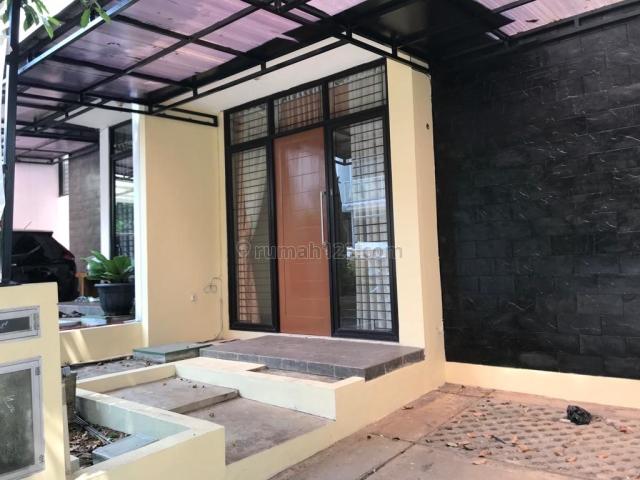 Rumah Bagus 2 lantai dalam Cluster Neo Permata, Bintaro, Jakarta Selatan