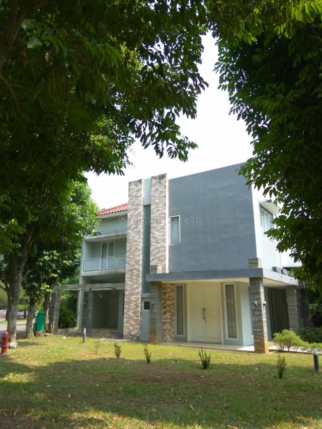 Rumah Cantik Semi Furnish siap huni di Centro Havana, BSD CIty, BSD City, Tangerang