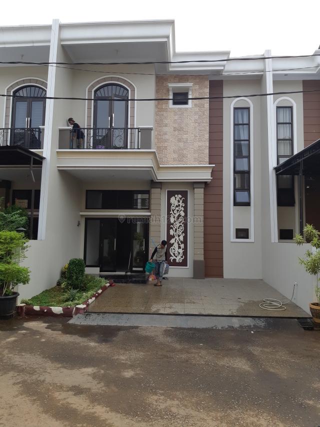 Rumah cantik di jatisampurna bekasi, 15 menit akses toll, Jatisampurna, Bekasi