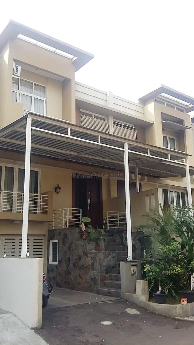 Rumah mewah pejaten jatipadang furnished n swimpool, Pejaten, Jakarta Selatan