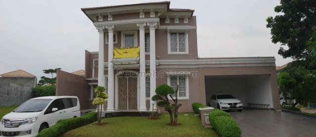 Rumah Mewah Di Cluster Oakwood Lippo Cikarang, Cikarang Selatan, Bekasi