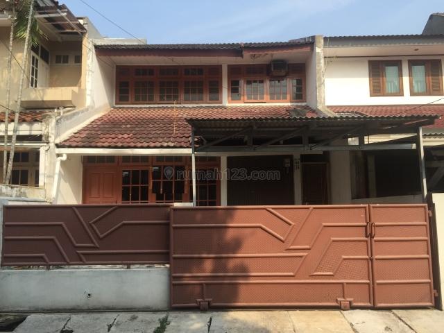 RUMAH DI PONDOK INDAH, LT 140 m2 (HUB : 081280069222) DZIKRI PR-29772, Pondok Indah, Jakarta Selatan