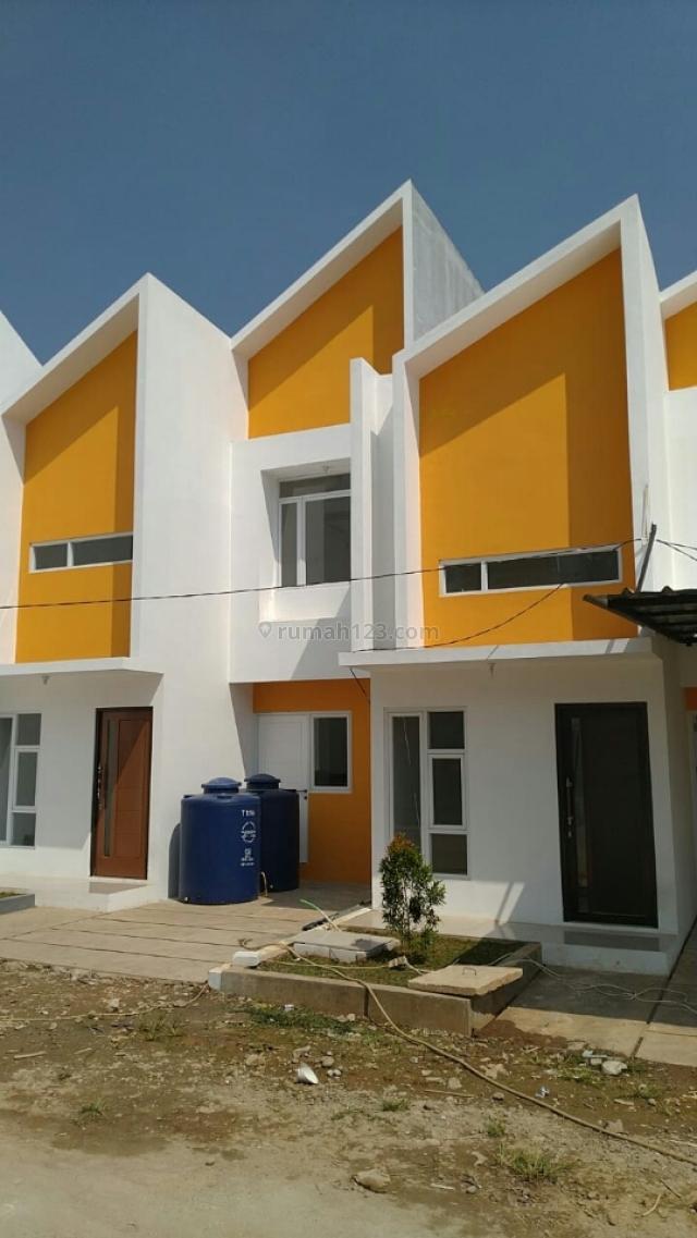 Miliki Rumah Minimalis Ready Stok Free biaya2, Cibubur, Bekasi