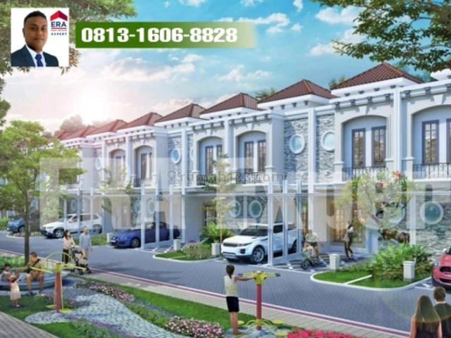 Rumah Baru Siap Huni 2 Lantai Sevilla Townhouse, Jababeka, Jababeka, Bekasi