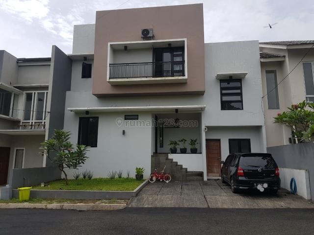 Rumah Dalam Cluster Siap Huni @Ciputat, Kampung Utan, Tangerang