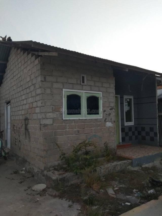 rumah rakyat, Bukit Intan, Pangkal Pinang