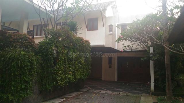 Rumah Compound Pandawa Kenanga Residence di Cilandak, Cilandak, Jakarta Selatan