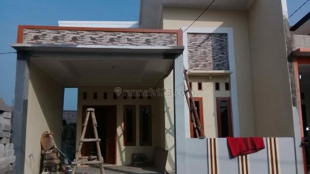 Rumah 2 unit,baru bangun,siap huni ,di jalan utama kompleks Serdang asri 1 Citra Raya Panongan, Panongan, Tangerang