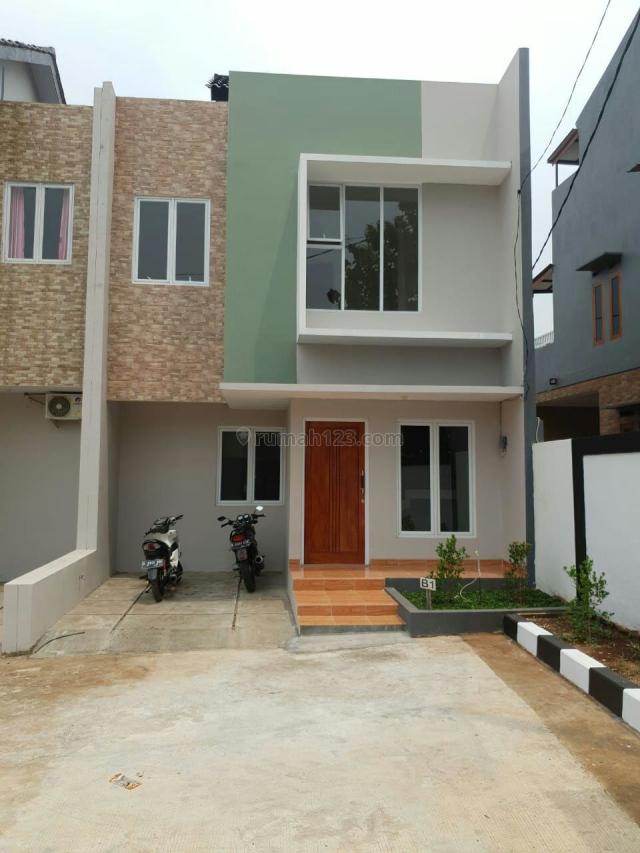 Rumah di Perumahan syariah Bekasi 2 km Pinto tol jatiwarna, Jati Asih, Bekasi