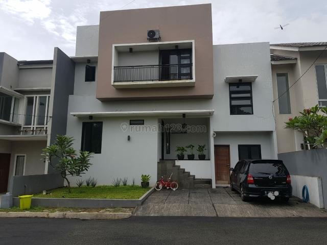 rumah di lebak bulus area,, modern minimalis 2 lantai siap huni dlm cluster, Kampung Utan, Tangerang
