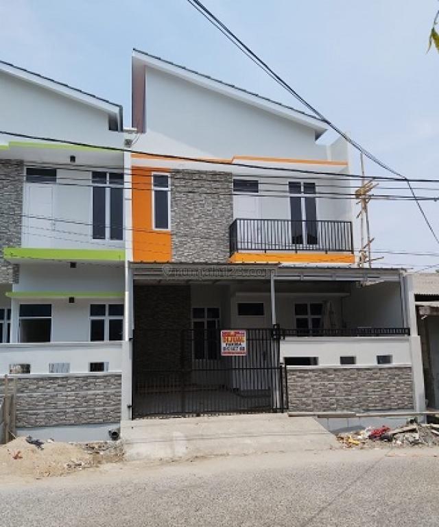 Rumah Strategis Pinggir Jalan Harga Menarik Di Harapan Indah, Harapan Indah, Bekasi