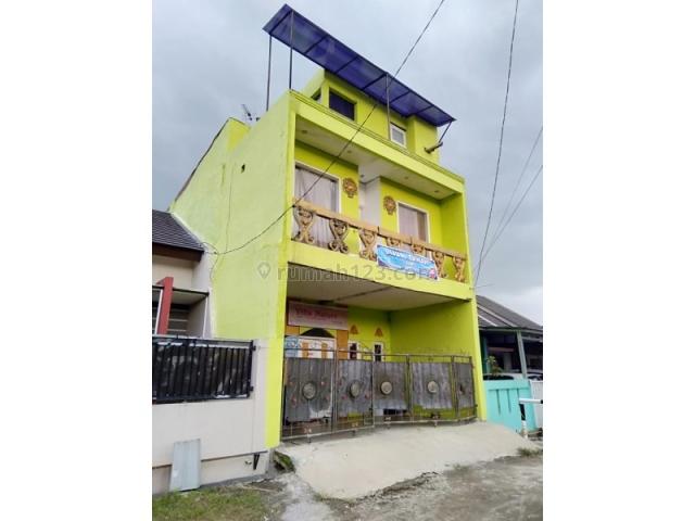 Rumah Tingkat di Komplek Pirus Gandasari, Arcamanik, Bandung, Arcamanik, Bandung