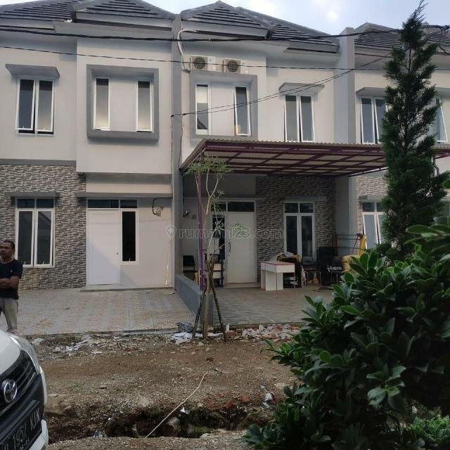 Rumah Mewah 2 Lantai Termurah  di BSD Serpong Masputing Residence, BSD City, Tangerang