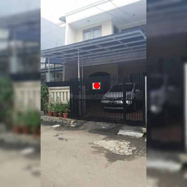 rumah bagus 2 lantai lokasi komplek & aman, Sunter, Jakarta Utara