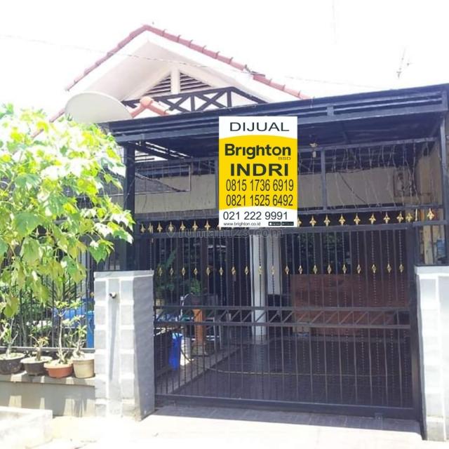 rumah di permata pamulang   rumah bagus siap huni dijalan utama, Setu, Tangerang