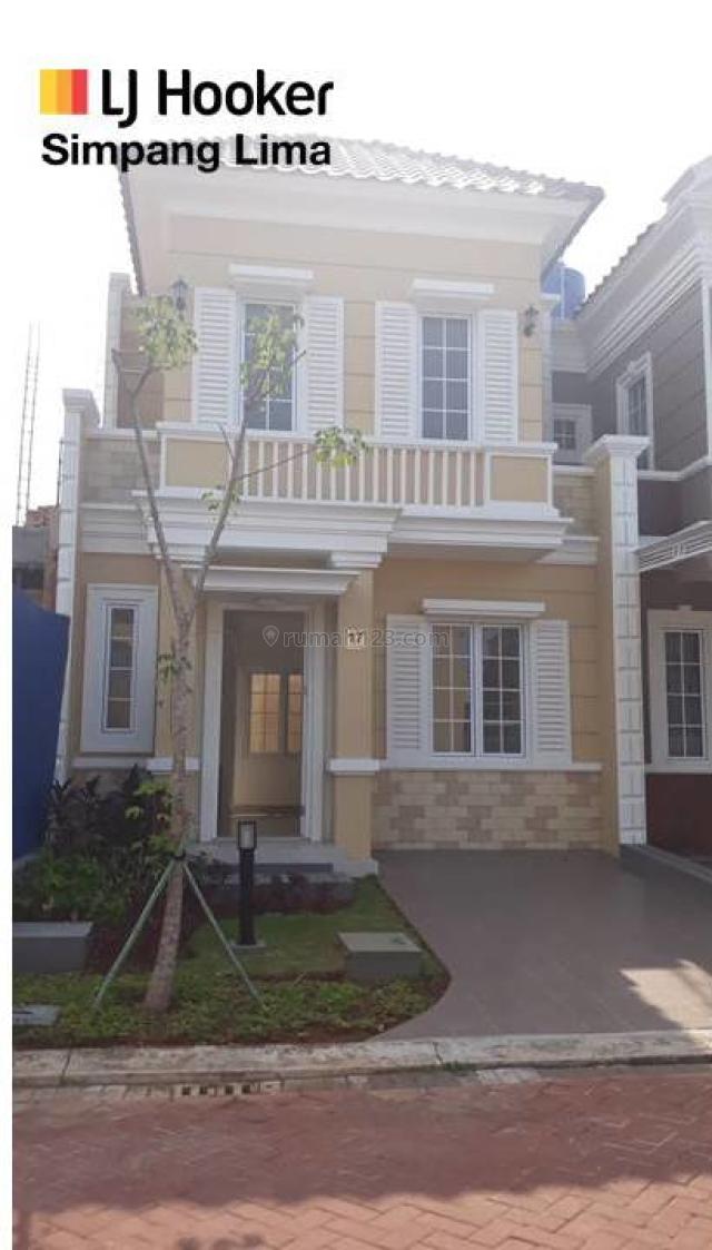 rumah baru gress, Simongan, Semarang