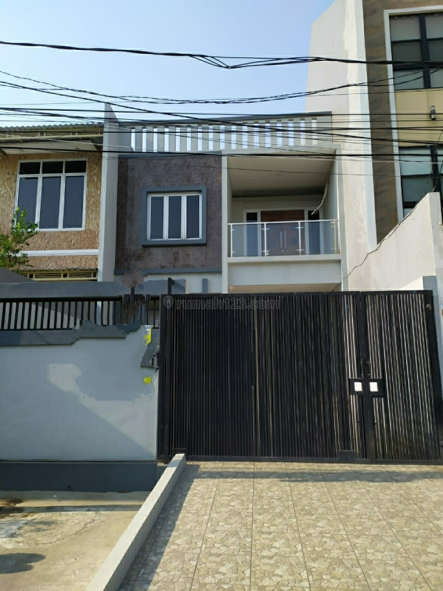 Brand New House Sunter Agung Perkasa, 7X22m , Utara , 2Lantai , Jalan Lebar, Sunter, Jakarta Utara