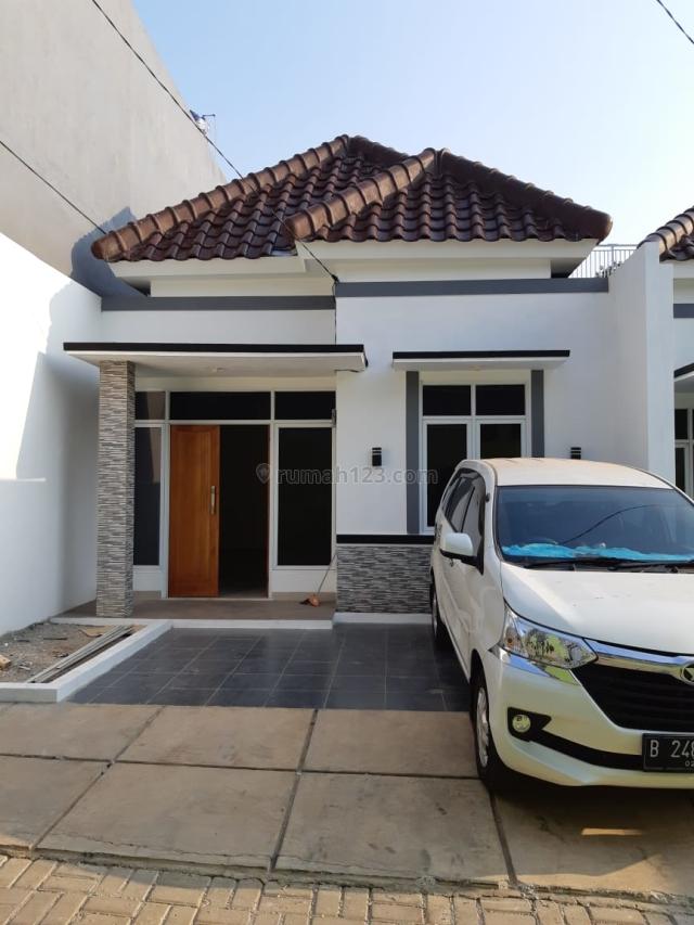 Rumah cantik di jatisampurna kranggan full bata merah, Jatisampurna, Bekasi