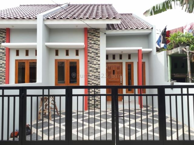 Rumah Siap Huni Murah Di Pondok Ranggon, Pondok Ranggon, Jakarta Timur