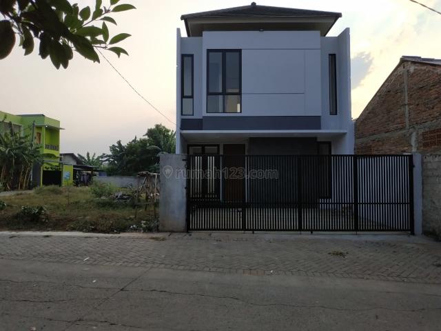 Rumah Asri, Nuansa Tropis, Harga Bersaing di kelasnya di Jatiluhur Jatiasih Bekasi., Jati Luhur, Bekasi