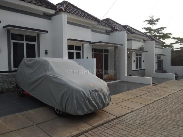 Rumah cantik di jatisampurna ujung aspal pondok gede, Jatisampurna, Bekasi