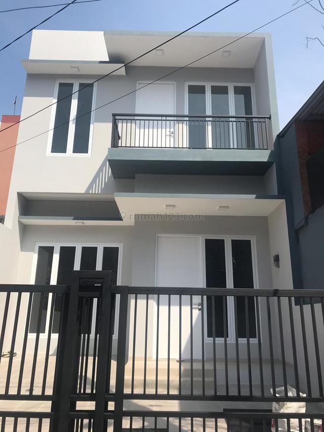 Rumah Kelapa Gading Elok Timur Luas 6x15m2, Kelapa Gading, Jakarta Utara