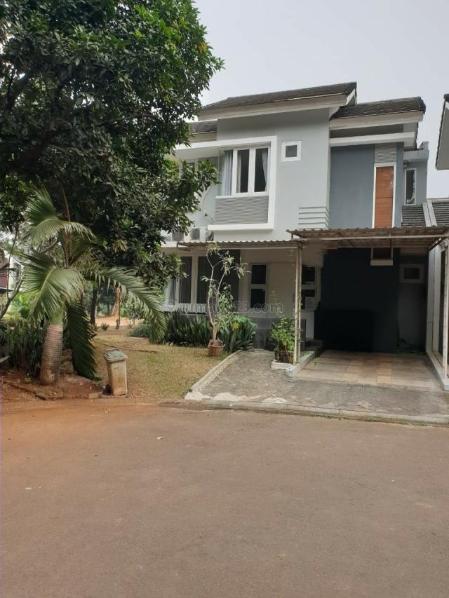 BSD, Nusa Loka, Rumah Murah, Lahan Terlihat Lapang, Harga Nego, BSD Neo Catalonia, Tangerang