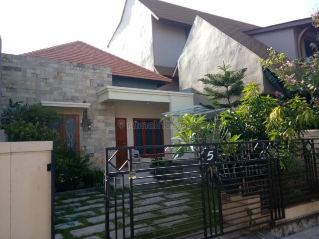 Rumah Cantik Minimalis Hanya 3 Menit dari GWK, Jimbaran, Badung