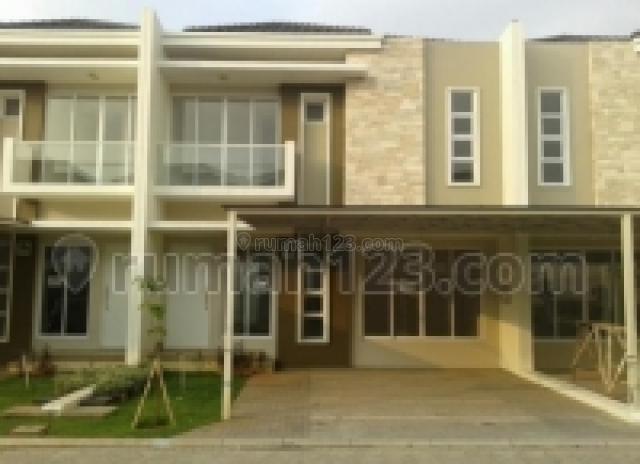 rumah green lake city harga murah cluster australia 8x20, Kresek, Tangerang