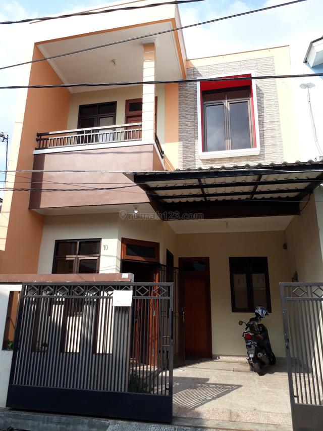 RUMAH SEWA 65 JUTA/ TAHUN DI RAWAMANGUN, Rawamangun, Jakarta Timur