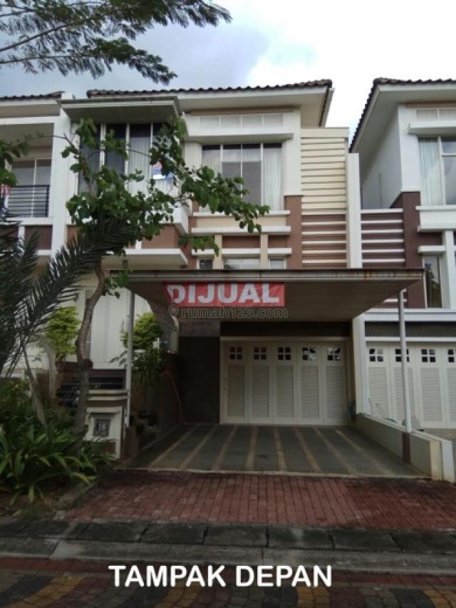 cepat rumah di kawasan Pantai Indah Kapuk, Pantai Indah Kapuk, Jakarta Utara