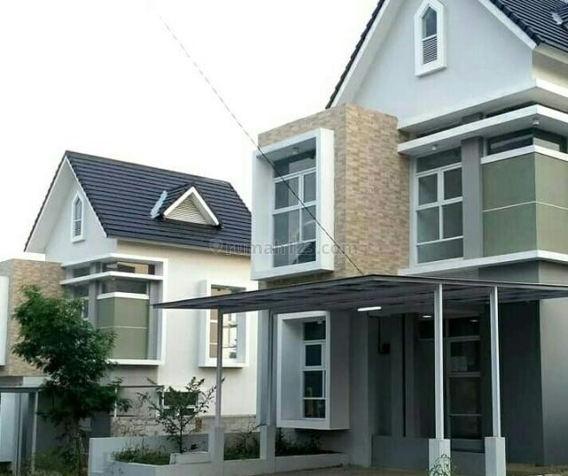 BANYAK BONUSNYA! Rumah Mewah Murah 2 Lantai Dekat Pemkot Cimahi, Lingkungan EXCLUSIVE, Cisarua, Bandung Barat