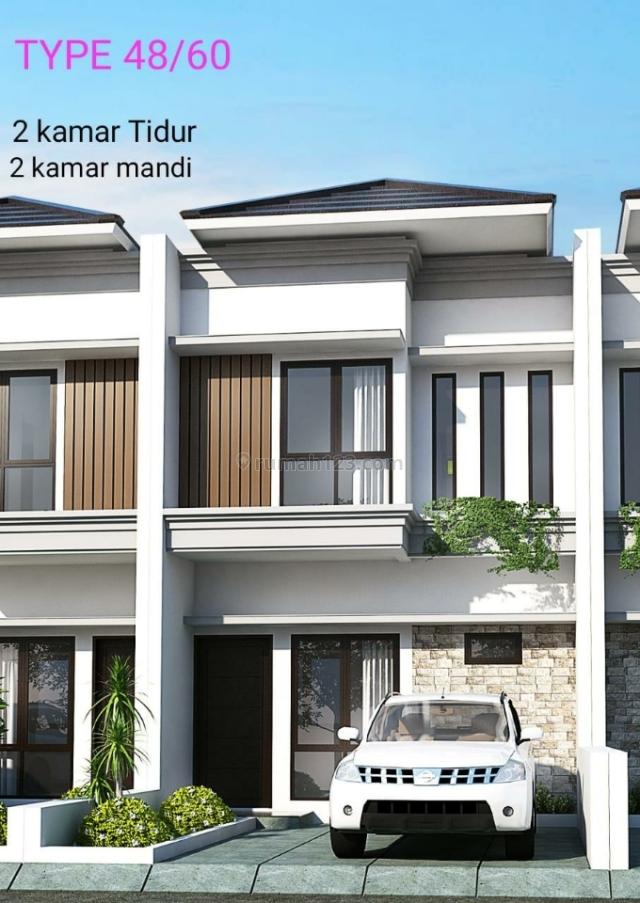 Rumah 2 Lantai Murah Bebas Banjir Di Bekasi Timur, Bekasi Timur, Bekasi
