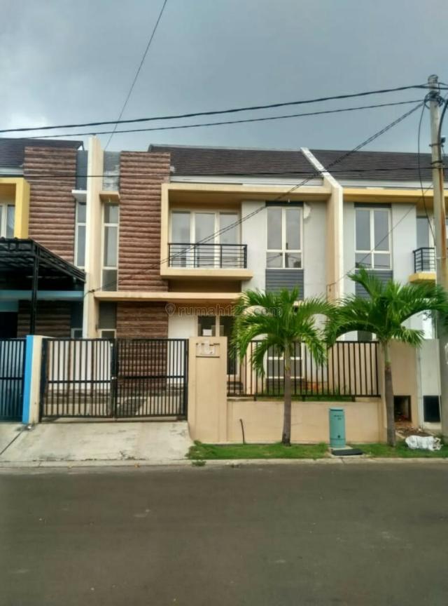 Rumah 2 Lt dan Murah Lepas Cepat Cluster Ifolia Harapan Indah Bekasi, Harapan Indah, Bekasi