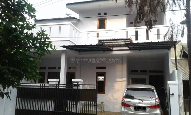 Rumah baru Full renovasi Masnaga Galaxy galaxy Jakasampurna Bekasi, Jaka Sampurna, Bekasi
