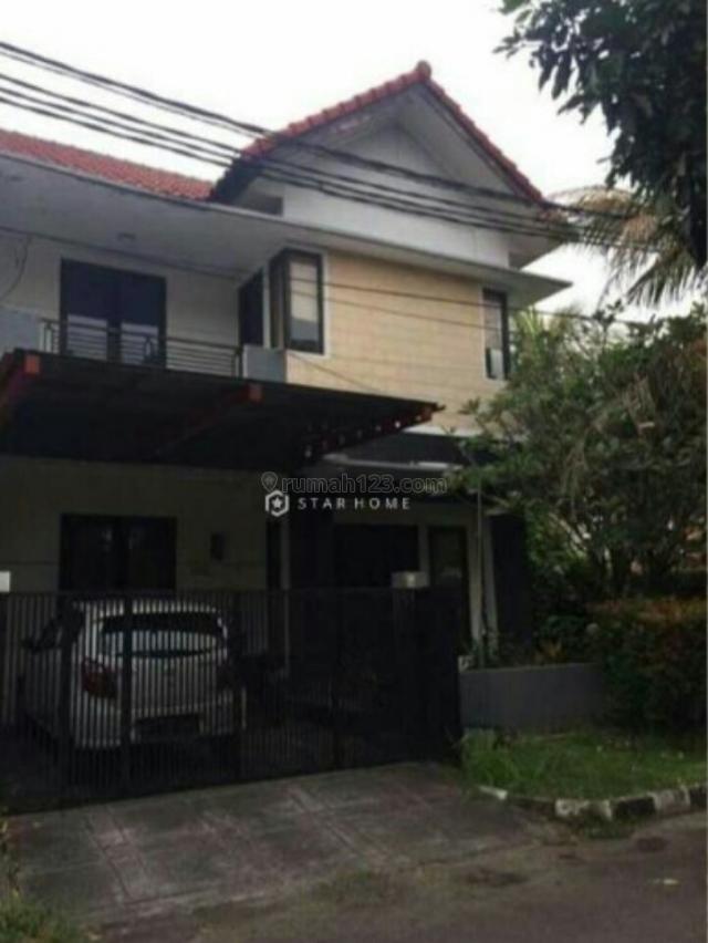 Rumah di Prerumahan Mediterania Regency Bekasi Selatan luas 180 m, Jaka Mulya, Bekasi