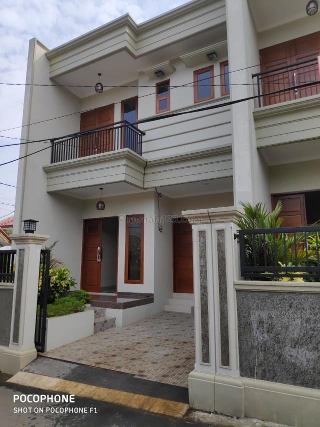 JATIMAKMUR | Rumah Baru Siap Huni Murah di Pondok Gede, Jatimakmur, Bekasi