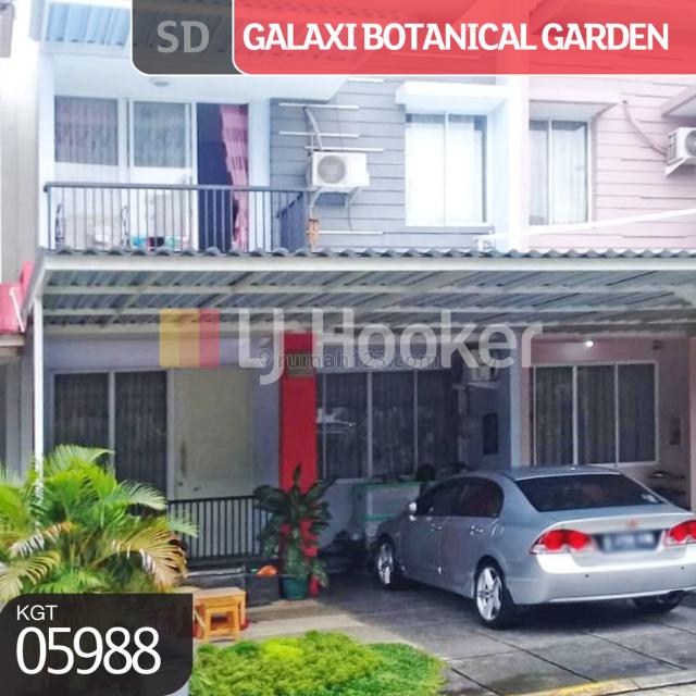 Rumah Galaxi Botanical Garden Bekasi, Jawa Barat, Bekasi, Bekasi
