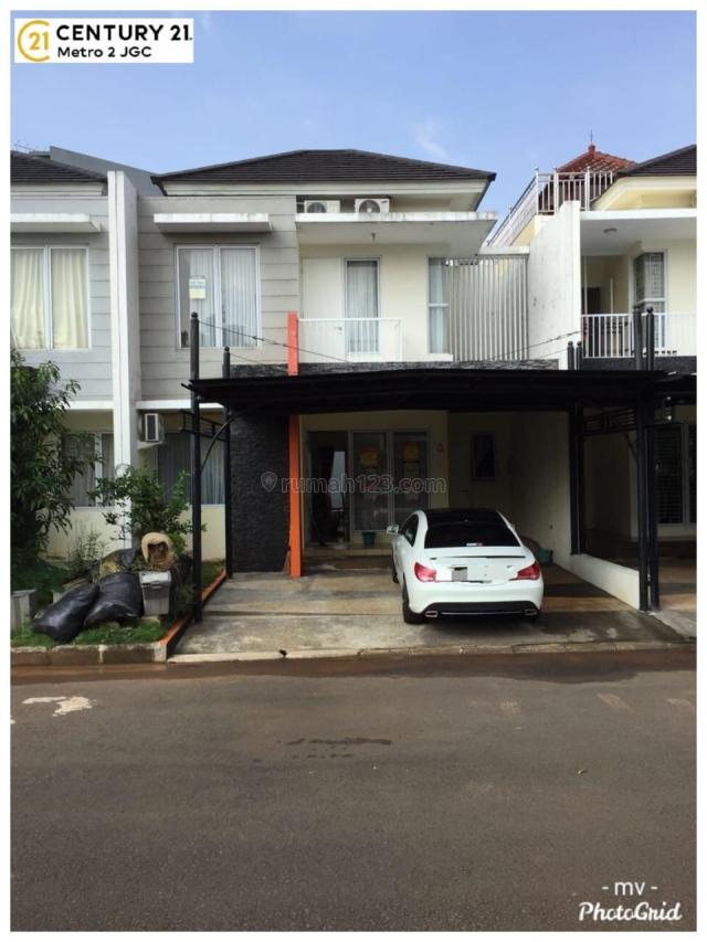 Rumah minimalis di Grand Wisata Cluster De Orange, Grand Wisata, Bekasi