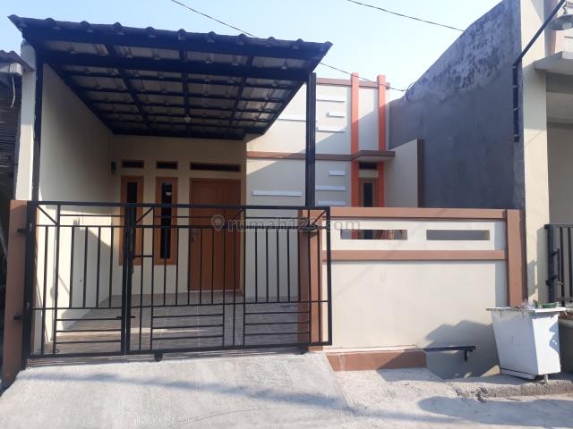 Rumah di pondok ungu lokasi cluster, Pondok Ungu, Bekasi