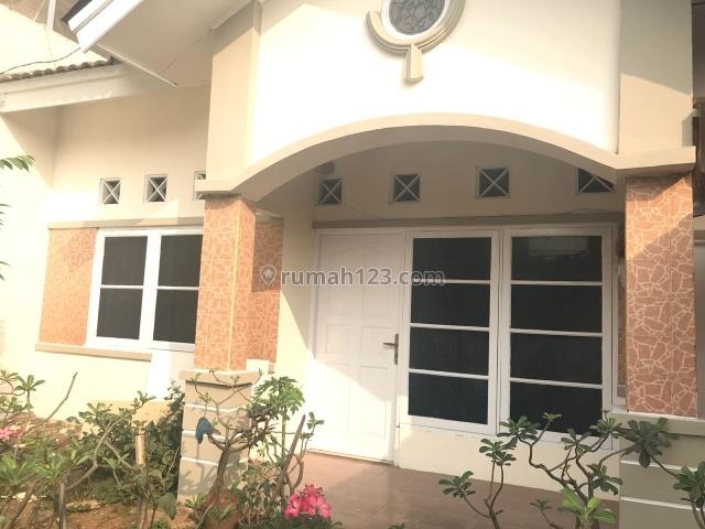 Rumah Cantik Siap Huni di Boulevard pinggir jalan raya Villa Nusa Indah 2, Jati Asih, Bekasi