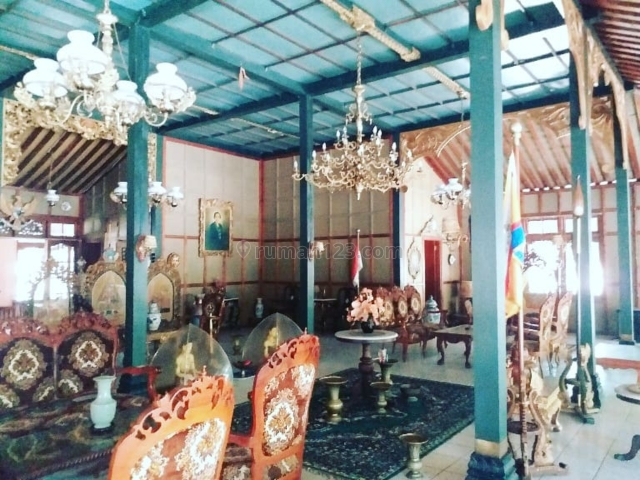 TURUN HARGA(BU) - 3 Rumah Joglo Include Furnish Antik Terawat Wonogiri, Eromoko, Wonogiri