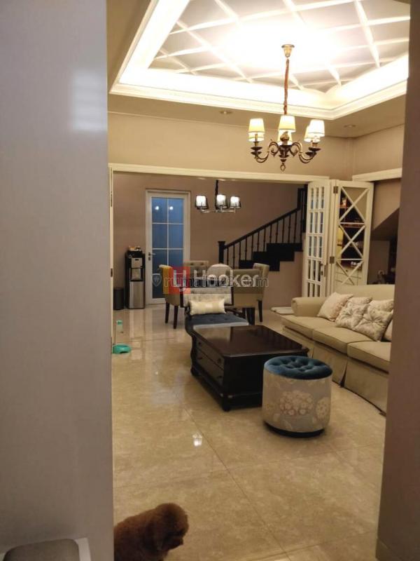 Rumah Mewah sudah Furnished di Sutera Kirana, Alam Sutera, Tangerang