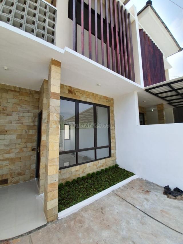 rumah 2 lantai minimalis di jatiluhur jatiasih bekasi, Jati Asih, Bekasi