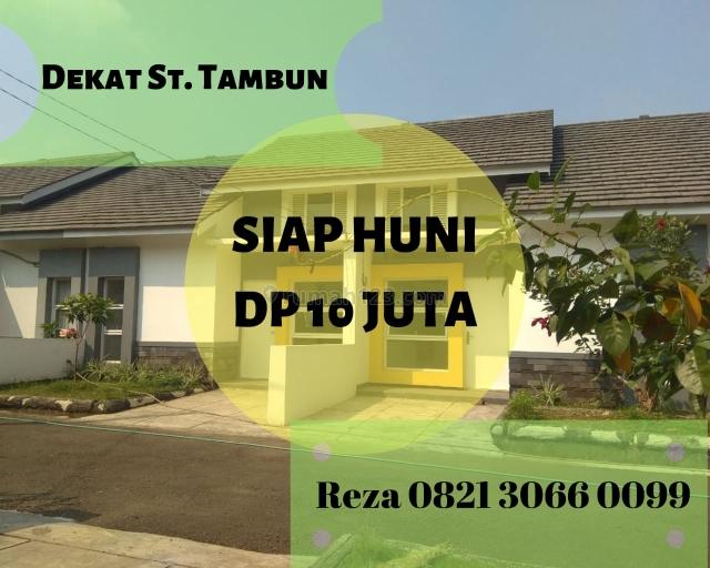 KPR DIBANTU. DP 10 JUTA ALL IN. Rumah Idaman 13 Menit ke Stasiun Tambun., Tambun Selatan, Bekasi