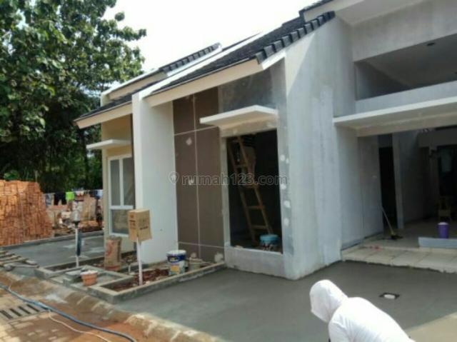 Rumah cluster murah dekat tol Jatiasih, Jati Asih, Bekasi
