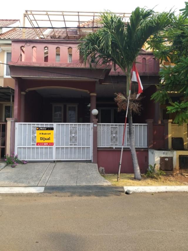 Rumah di taman puspa harapan indah bisa KPR Lokasi strategis, Bekasi, Bekasi