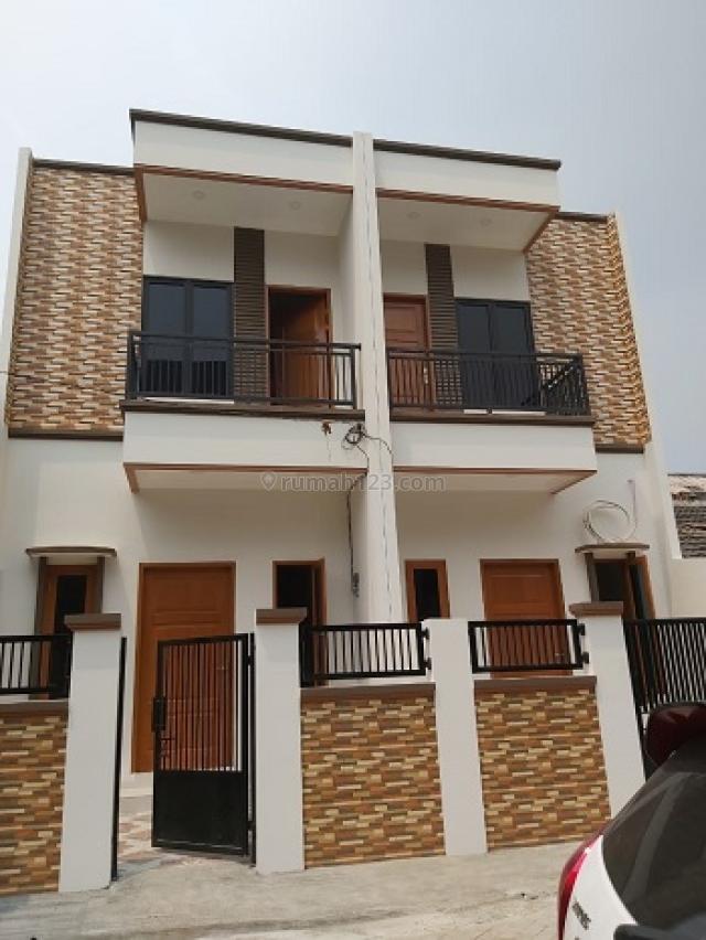 Segera!! Punya Rumah Minimalis 2,5 Lantai Siap Huni!! Di Harapan Indah (12193)FD, Harapan Indah, Bekasi